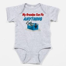 Fix Anything Grandpa Baby Body Suit