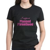 Planned parenthood Women's Dark T-Shirt