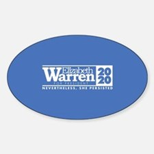 Warren 2020 Persist Decal