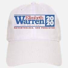 Warren 2020 Persist Baseball Baseball Cap