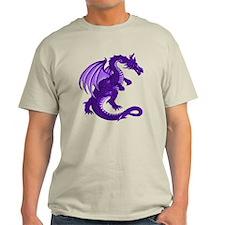 Purple Dragon Tee (Light)