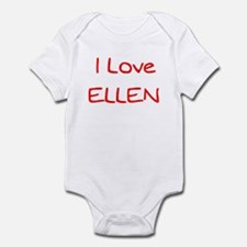 ellen Infant Bodysuit