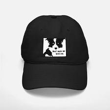 Border Collie Art Baseball Hat