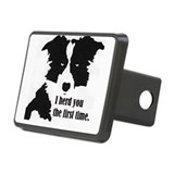 Border collie Rectangle