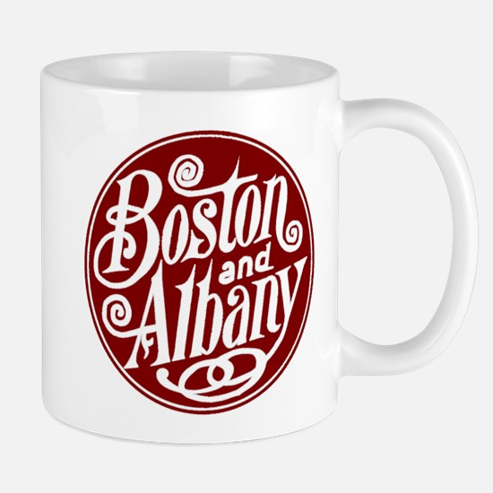B&A Railway Mugs