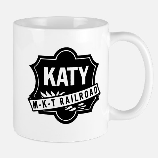 Katy Railroad Mugs