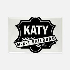 Katy Railroad Magnets