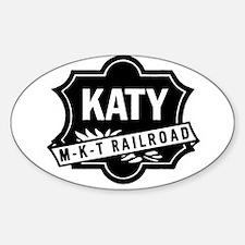 Katy Railroad Decal