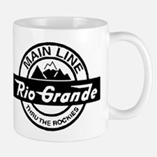 Rio Grande Rockies Railroad Mugs