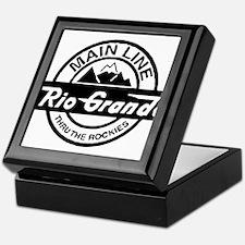 Rio Grande Rockies Railroad Keepsake Box
