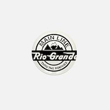 Rio Grande Rockies Railroad Mini Button