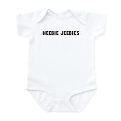 Heebie jeebies Infant Bodysuit