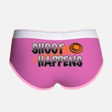 Shoot Happens Women's Boy Brief