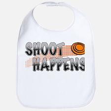 Shoot Happens Bib