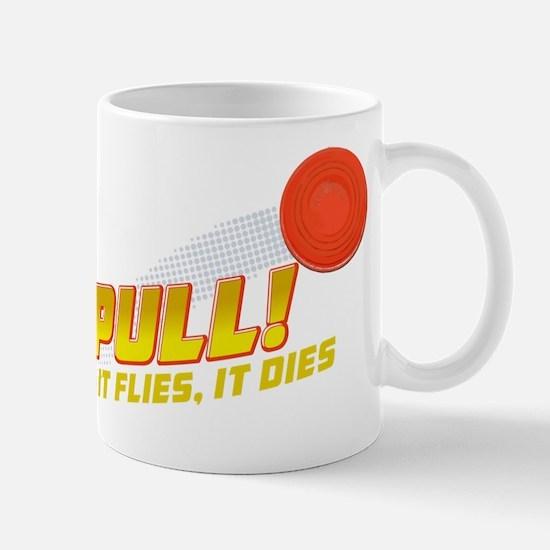 Pull! Trap Shooting Mugs