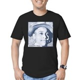Emmett till Fitted T-shirts (Dark)