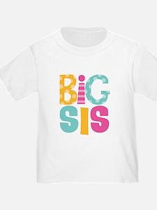 Big Sis cute sibling T-Shirt