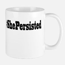 She Persisted Mugs