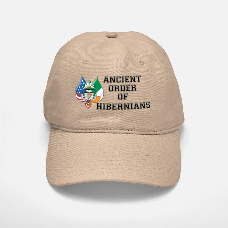 Ancient Order Of Hibernians Baseball Baseball Baseball Cap