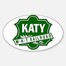 MKT Railway Decal