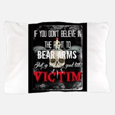 Right to bear arms Pillow Case