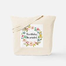 Cool Feminist Tote Bag