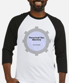 Personnal Sex Machine Baseball Jersey