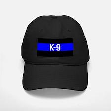 Police K-9 (Thin Blue Line) Baseball Hat