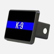 Police K-9 (Thin Blue Line Hitch Cover