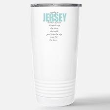 Funny Jersey Travel Mug