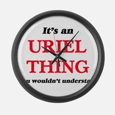 It's an Uriel thing, you woul Large Wall Clock