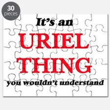 It's an Uriel thing, you wouldn't u Puzzle