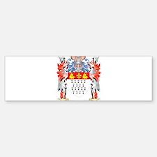 Taylor- Coat of Arms - Family Crest Bumper Bumper Bumper Sticker