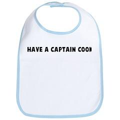 Have a captain cook Bib