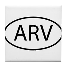 ARV Tile Coaster