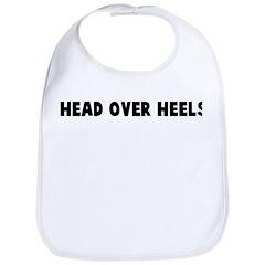 Head over heels Bib