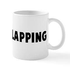 Happy slapping Mug