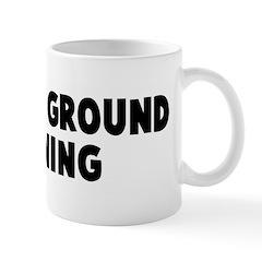 Hit the ground running Mug