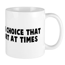 Happiness is a choice that re Mug