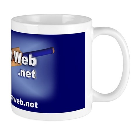 Cricket Web Mug