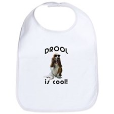 Drool is cool! Bib