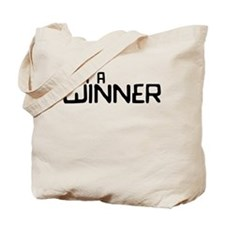I'm A Winner Tote Bag