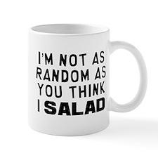 I'm Not Random Mug