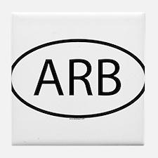 ARB Tile Coaster