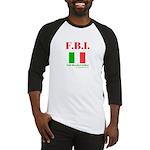 Full Blooded Italian Baseball Jersey