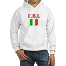 Full Blooded Italian Hoodie