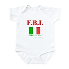 Full Blooded Italian Infant Creeper