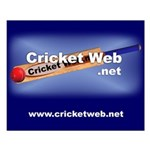 Cricket Web Poster