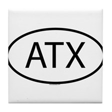 ATX Tile Coaster