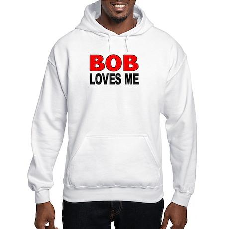 BOB LOVE Hooded Sweatshirt
